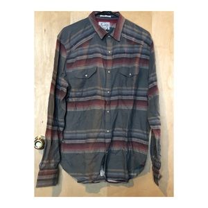 Lucky Brand Jeans Flannel